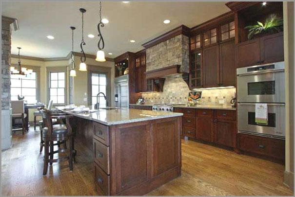 New Custom Home Design - Kitchens 3