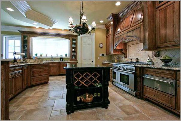 New Custom Home Design - Kitchens 4