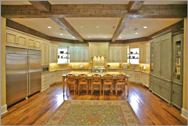 New Custom Home Design - Kitchens 5