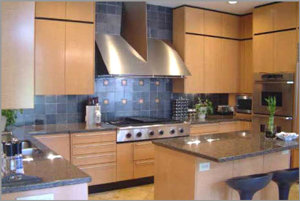 New Custom Home Design - Kitchens 6