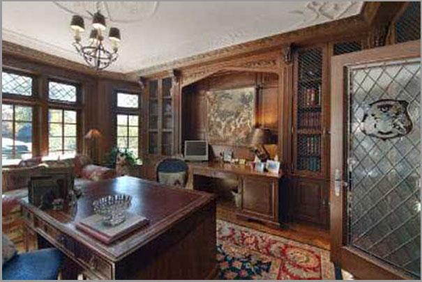 New Custom Home Design - Home Office 4