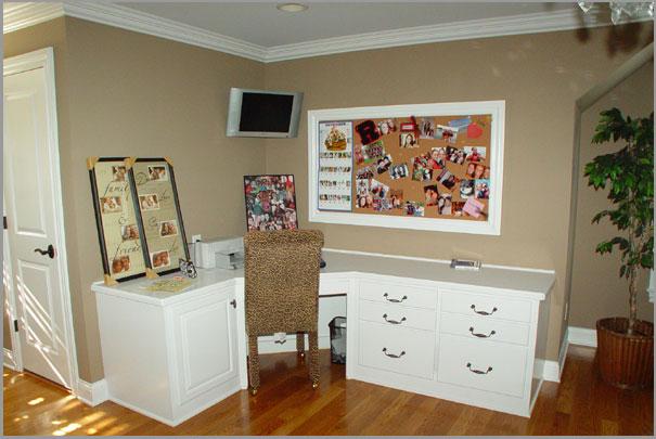 New Custom Home Design - Home Office 6