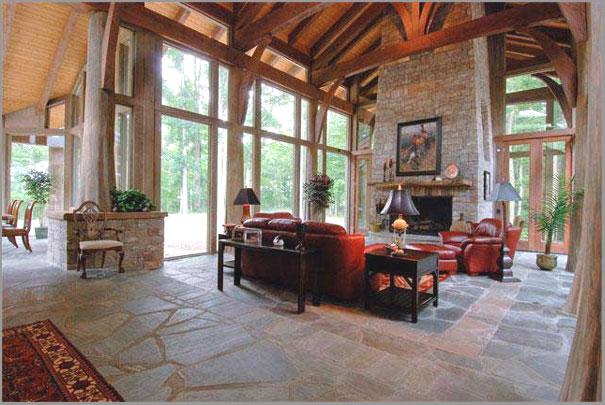 New Custom Home Design - Sunrooms Porches 1