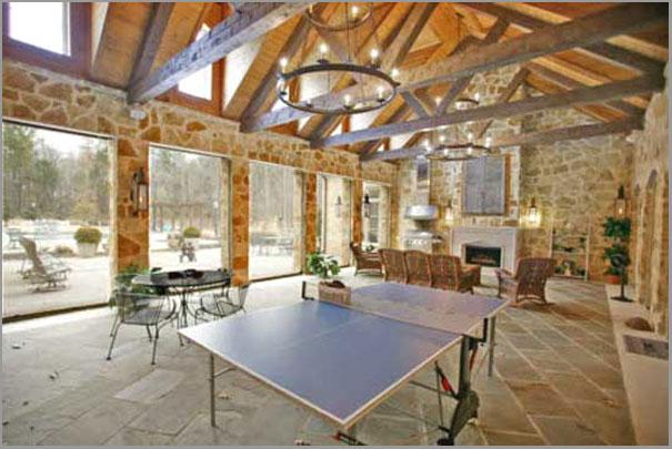 New Custom Home Design - Sunrooms Porches 3
