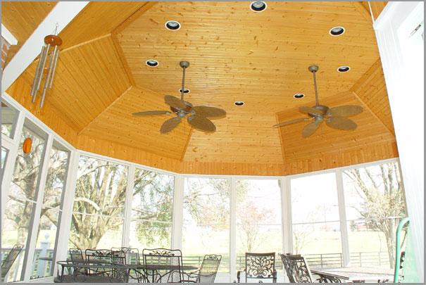 New Custom Home Design - Sunrooms Porches 5