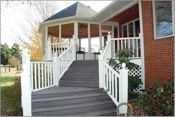 New Custom Home Design - Sunrooms Porches 7