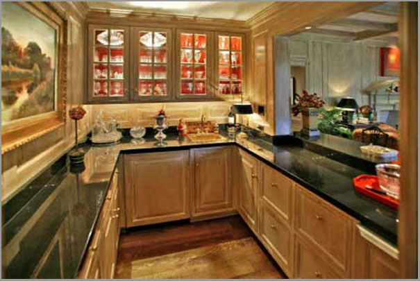 New Custom Home Design - Cabinets