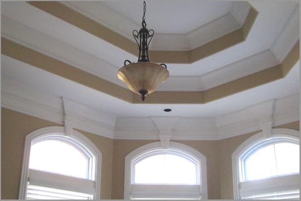 New Custom Home Design - Ceilings