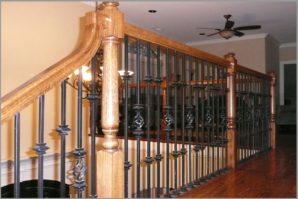 New Custom Home Design - Staircases 1