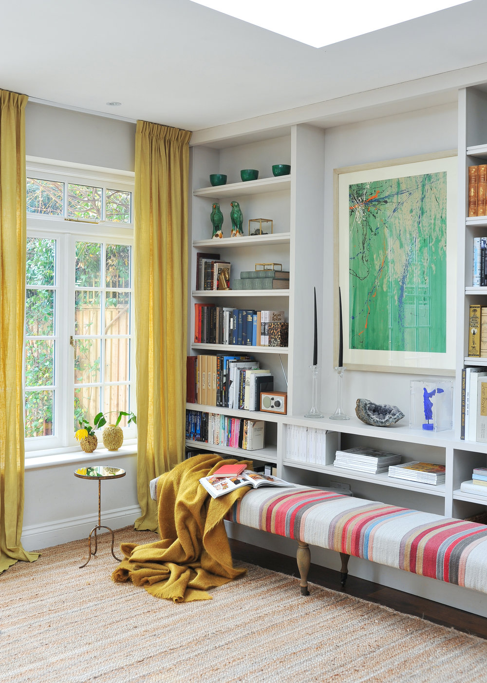 Anna Anna Gyllenkrok interior design in Central London