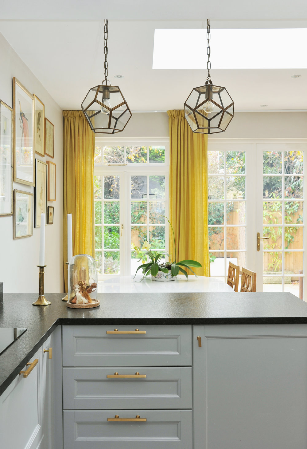 Anna von Waldburg interior design in Central London