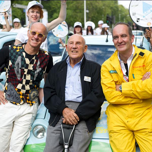 START Eco-Car Parade