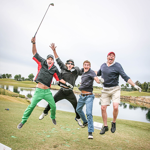 Dallaglio Golf Event