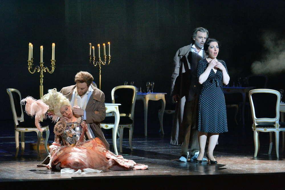Grand Théâtre de Bordeaux, France | Orchestre de l'Opéra de l'Opéra de Bordeaux  © Frédéric Desmesure - May 2014