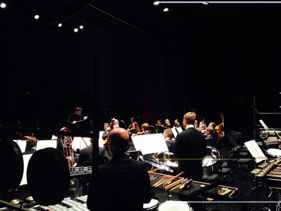 Cité de la danse et de la musique, Strasbourg | Orchestre philharmonique de Strasbourg  Manoury,  Strange ritual   October 2014