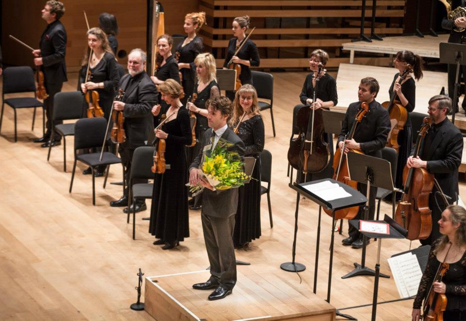 Maison symphonique de Montréal | Orchestre Métropolitain  © Philippe Jasmin - April 2013