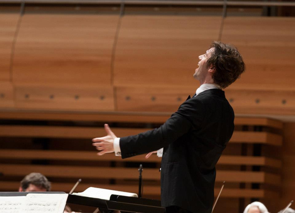 Maison symphonique de Montréal | Orchestre Métropolitain  Dvorak, Symphony no. 8   © Philippe Jasmin - April 2013