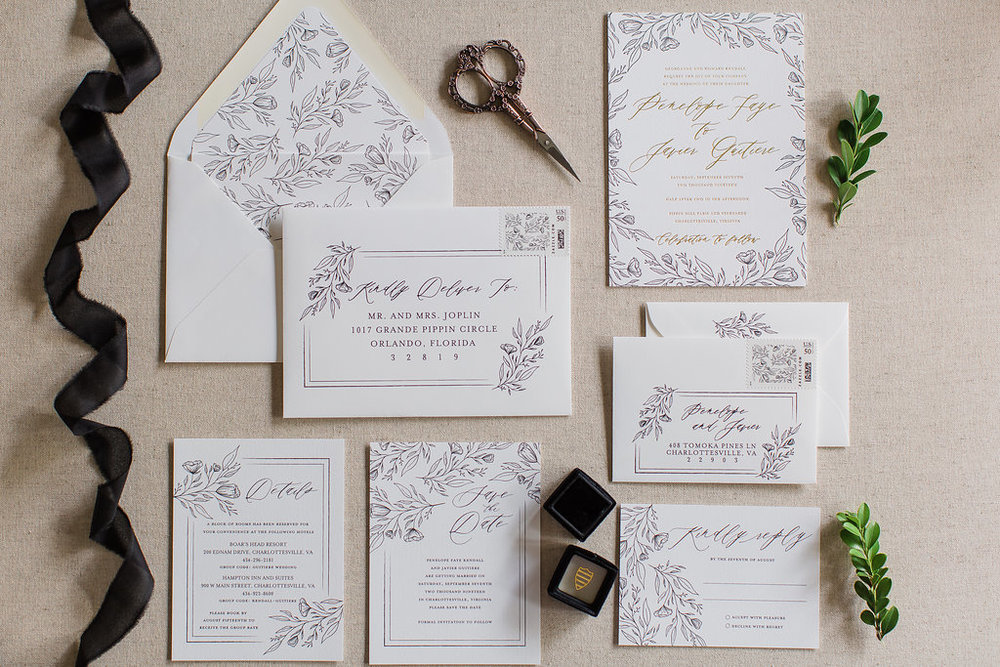 Penelope - Hand Drawn Floral Wedding Invitations -FHP-38.jpg