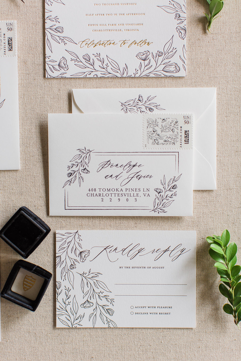 Penelope - Hand Drawn Floral Wedding Invitations -FHP-46.jpg