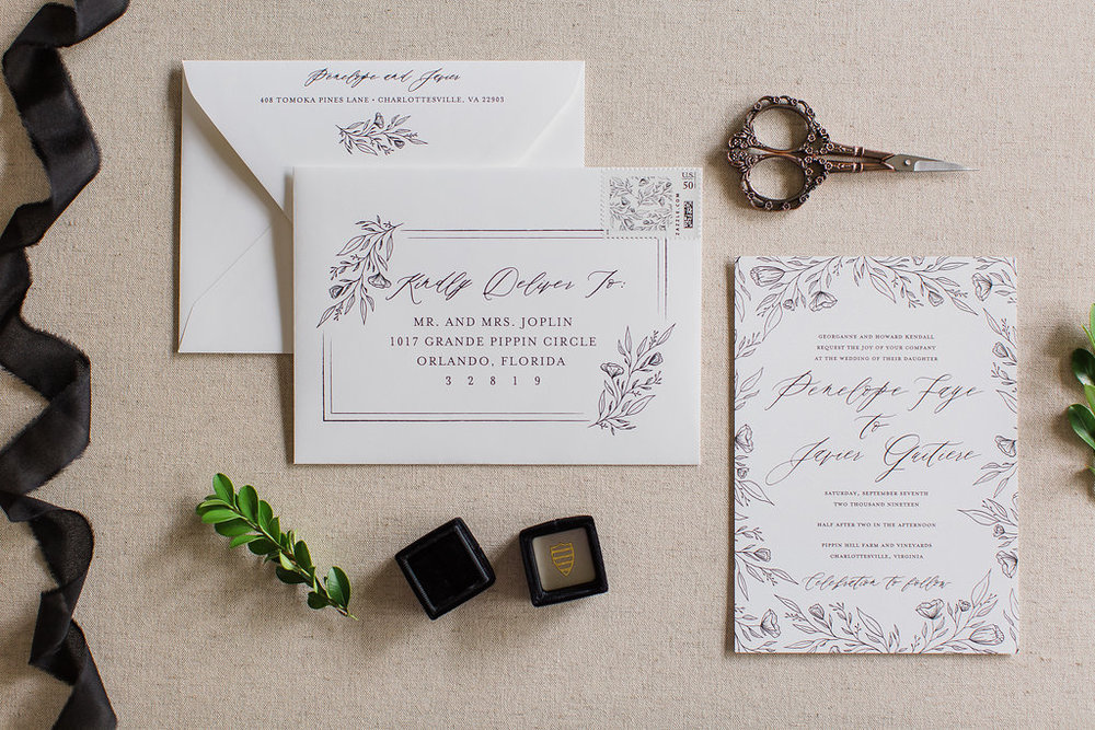 Penelope - Hand Drawn Floral Wedding Invitations -FHP-49.jpg
