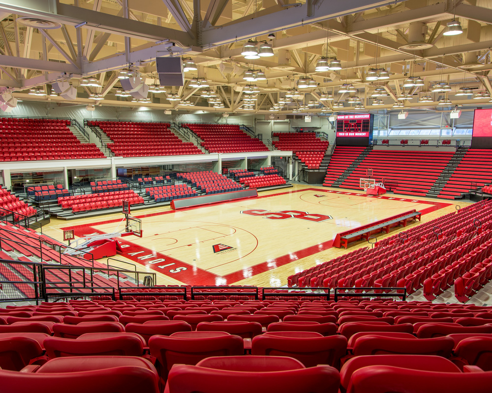 STONY BROOK UNIVERSITY ARENA