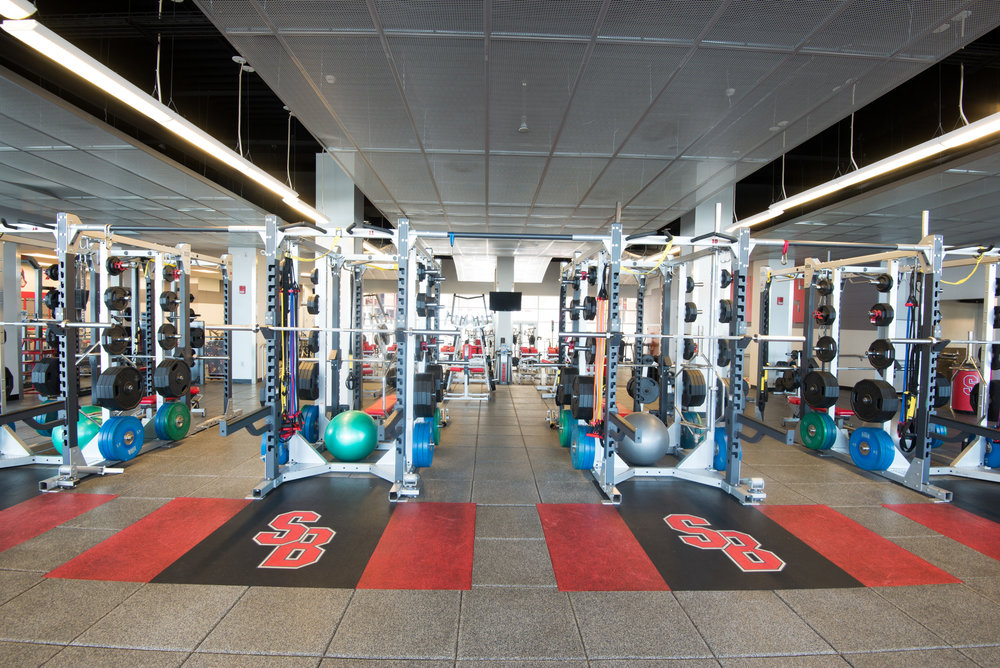 DUBIN FAMILY ATHLETIC PERFORMANCE CENTER