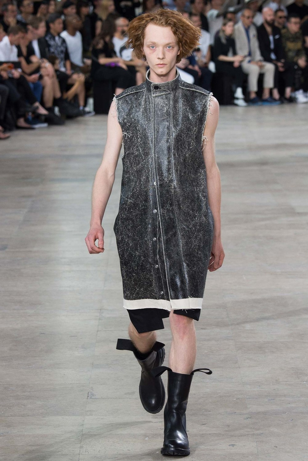 Rick Owens Spring 2016 Lookbook