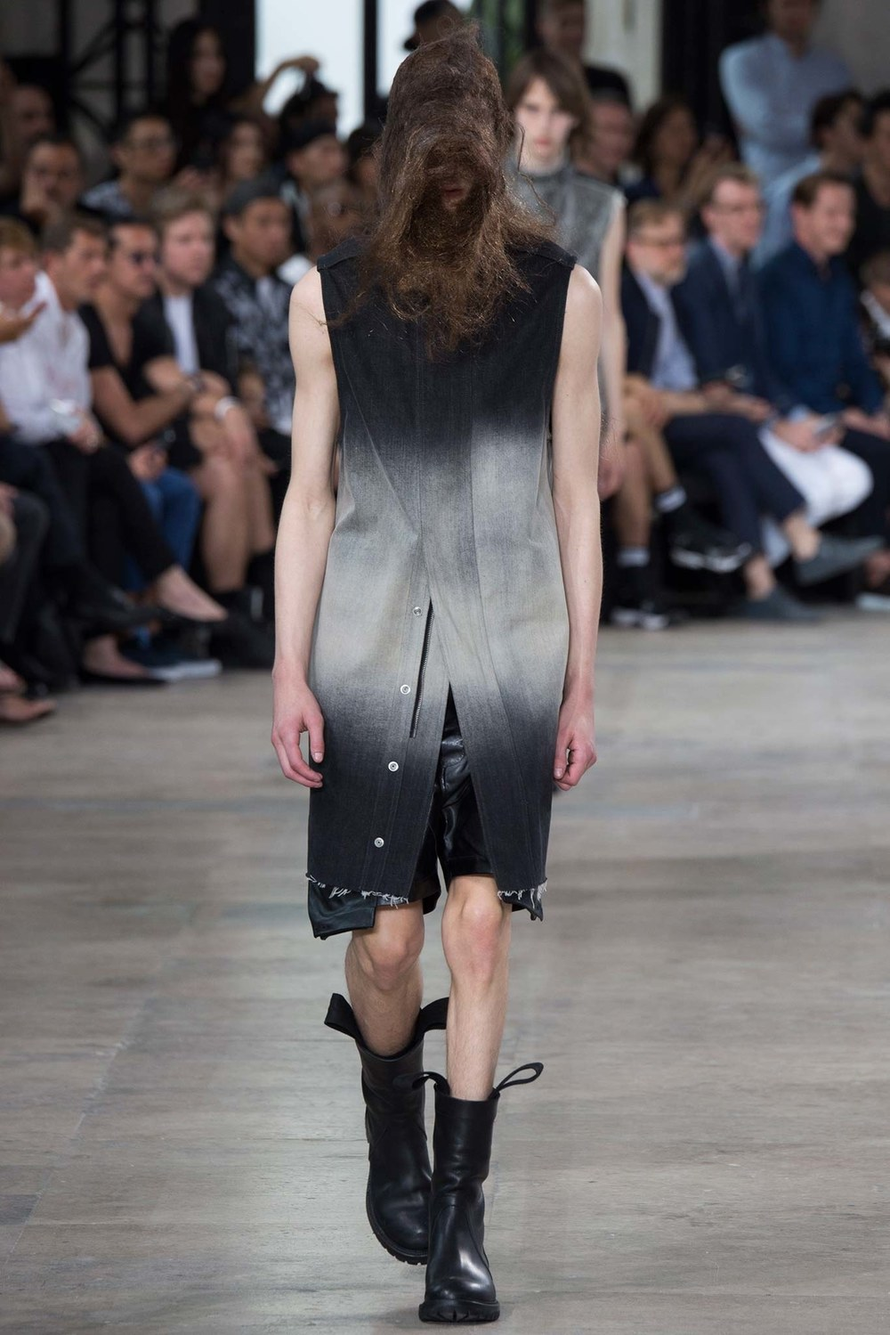 Rick Owens, Spring 2016, menswear, lookbook