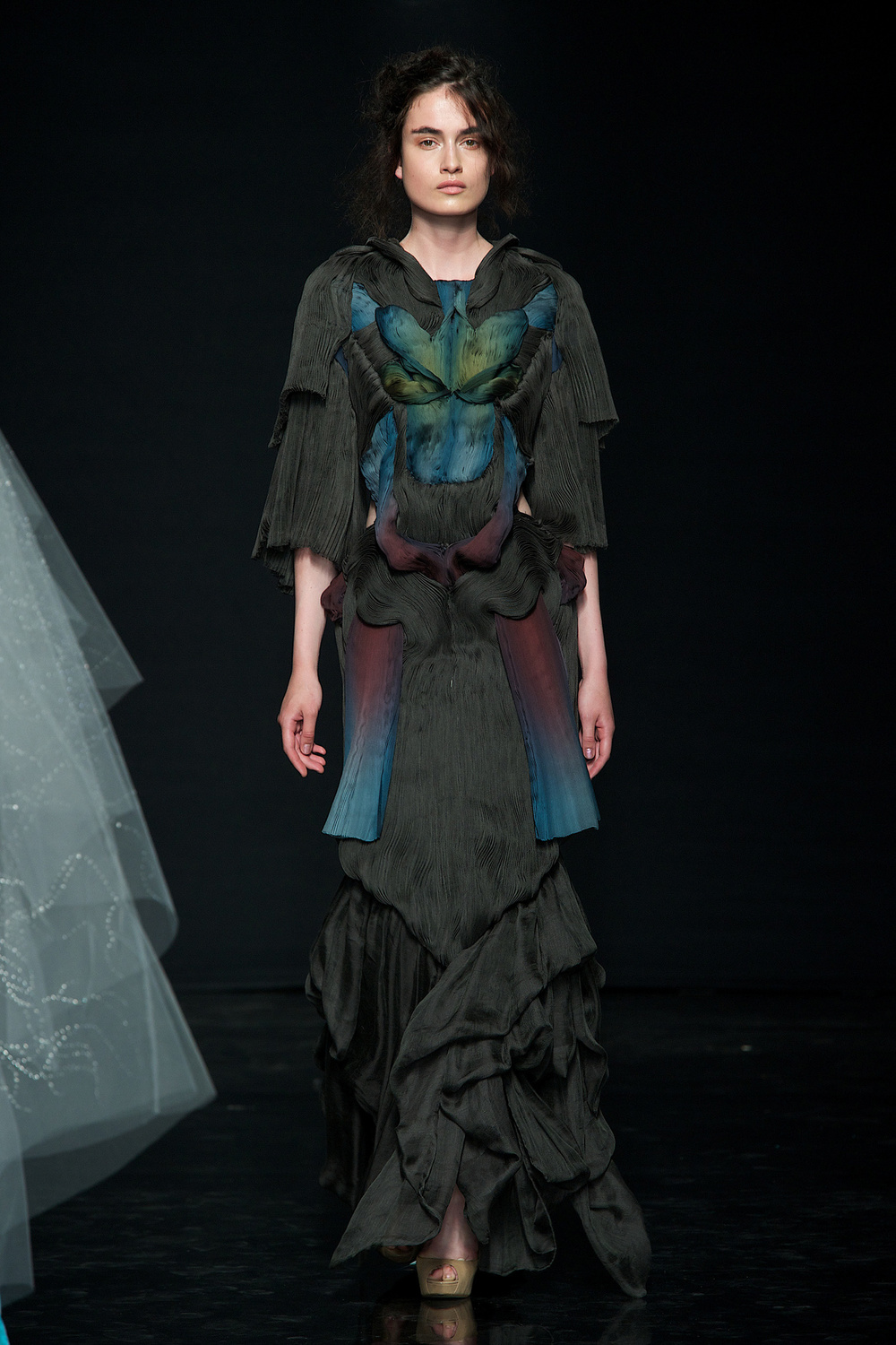 Yiqing Yin, Fall 2012, Future Fashion