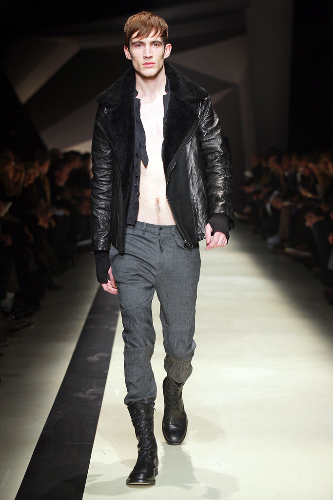 Neil Barrett, Fall 2010, menswear
