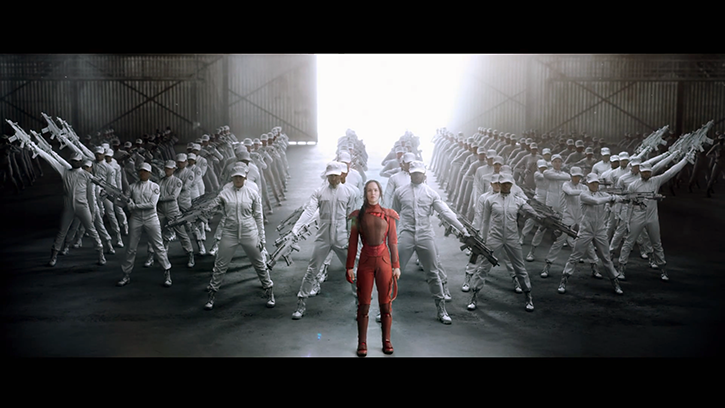 Hunger Games, Mockingjay Part 2, Trailer