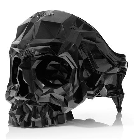 Skull Armchair, Harow Studio, furniture design