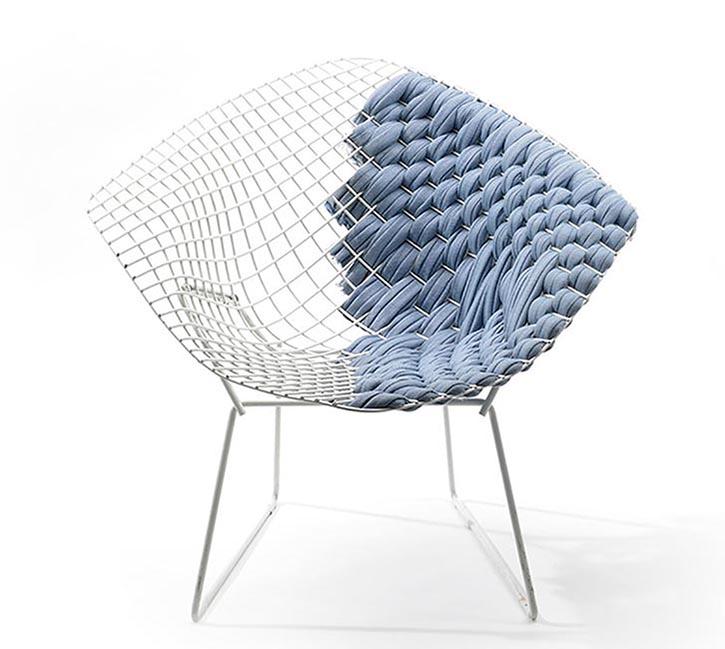 Clément Brazille Bertoia Chair