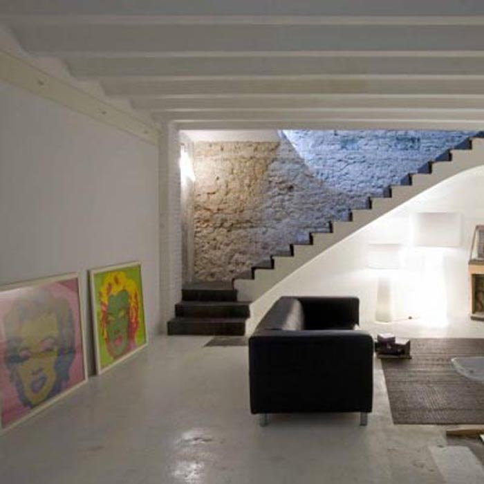 Print Factory, Loft, Repurposed, Interior Design, Barcelona,