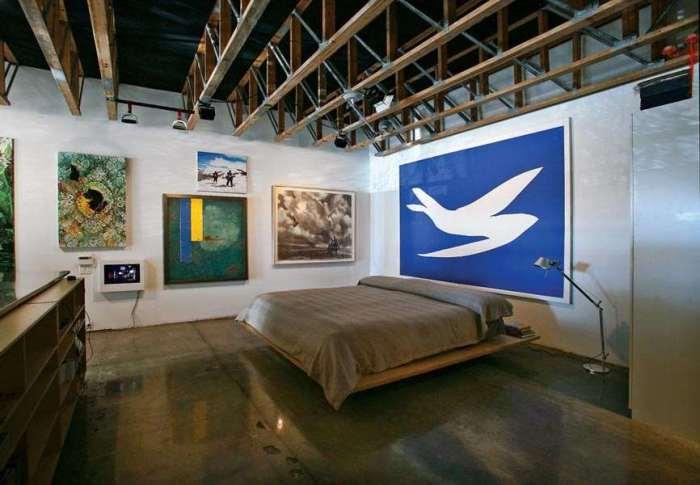 Gary Cunningham, Home of, Artist's Home
