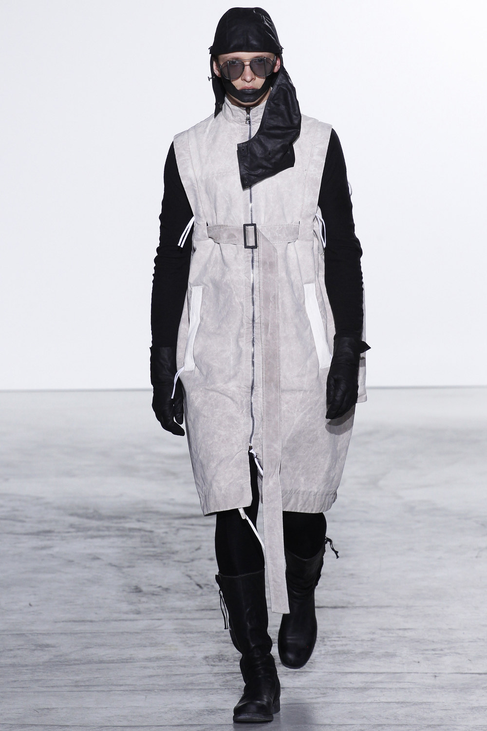 BORIS BIDJAN SABERI, BBS, SPRING 2016, lookbook