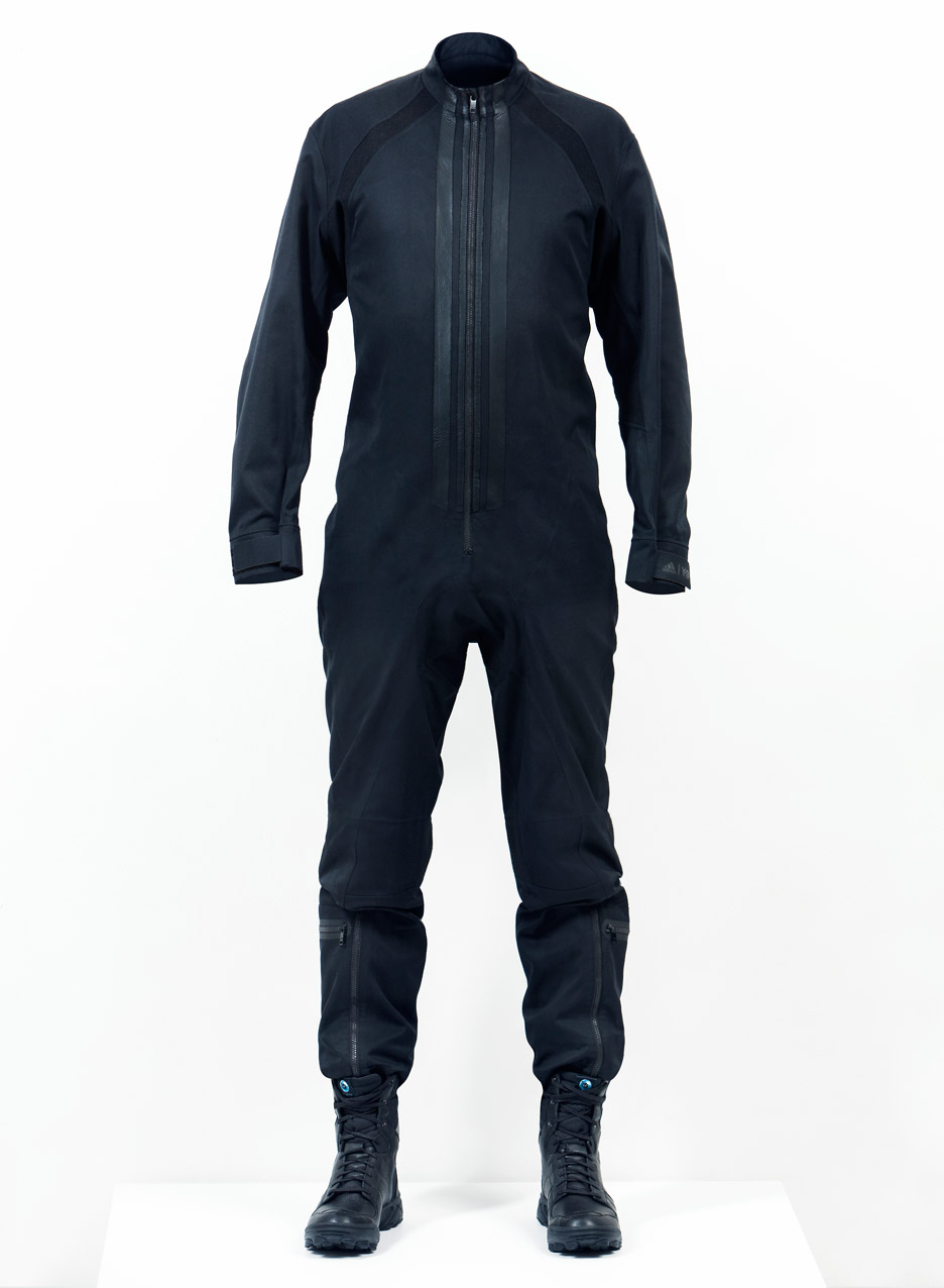 Y-3 for Virgin Galactic, Yohji Yamamoto, Space Suit, Virgin Galactic, Pilots