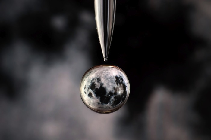 Markus Reugels, High Speed Photography, Water Droplets
