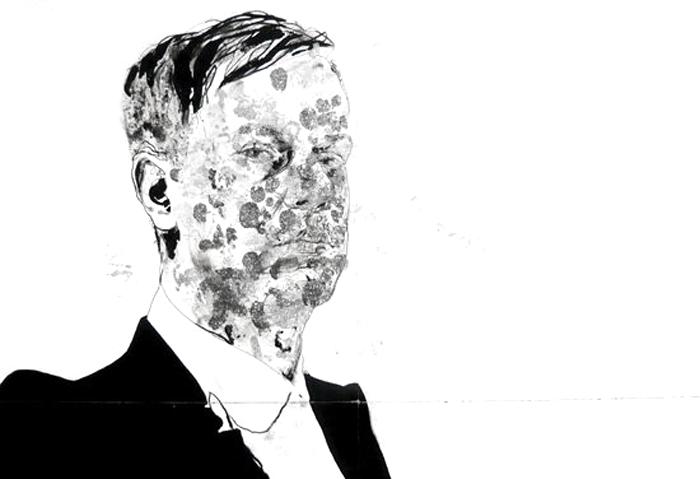 Robert Knoke, Multimedia, Portraits, Thumb Print Art