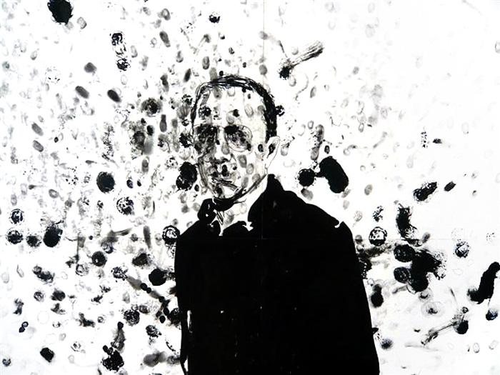 Robert Knoke, Multimedia, Portraits, Tumb Print Art