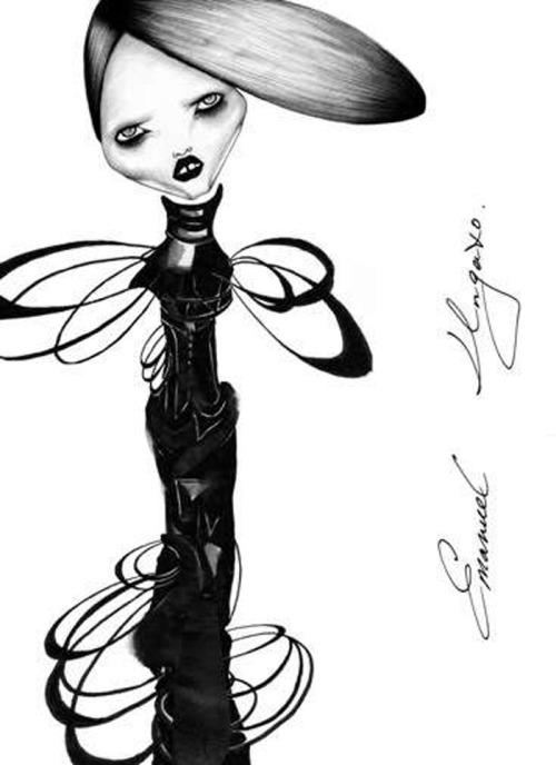 Jowy Maasdamme, Fashion Illustration