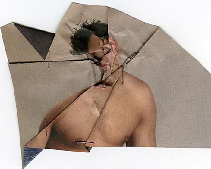 Stephen J. Shanabrook, Comme de Garcon, SHIRT, advertising, campaign, Paper Surgery