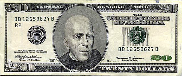 Bald Presidents, Dollar Bills, Graphic Design, Altered, Money