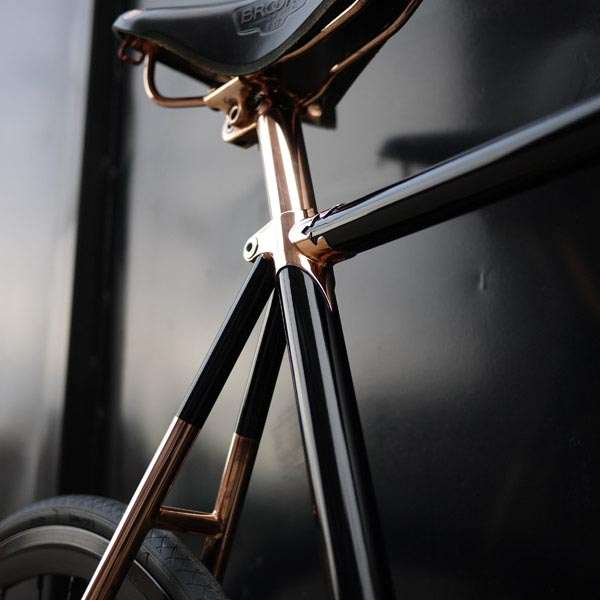 Detroit Bicycle Co, Custom bike, black bike, vintage bike