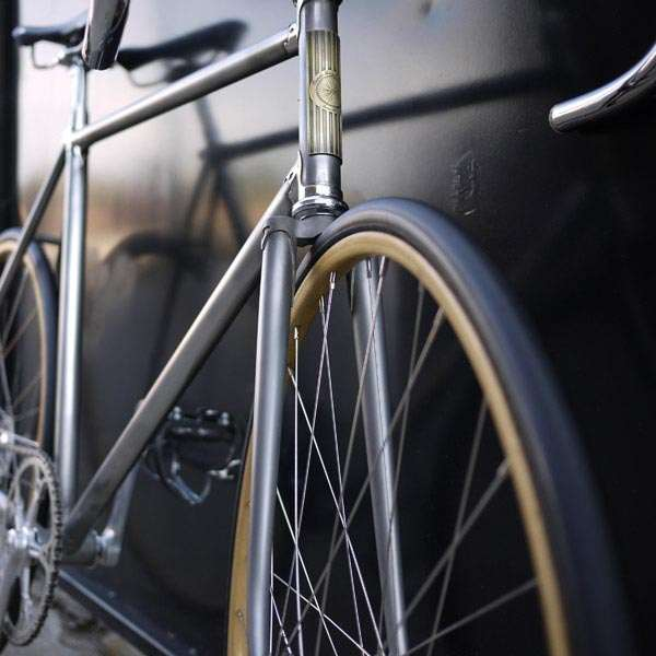 Detroit Bicycle Co, Custom bike, grey bike, vintage bike