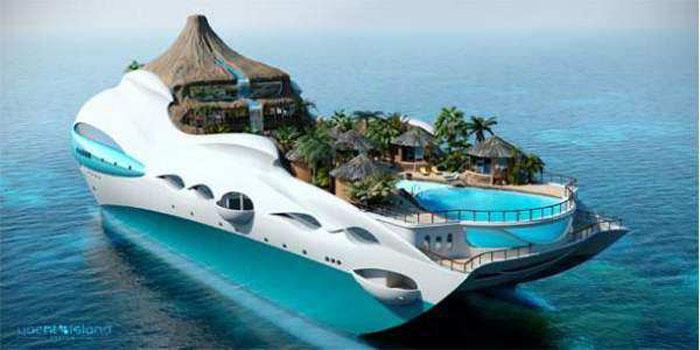 Custom Yacht, Yacht island designs, Boat design, Yachts