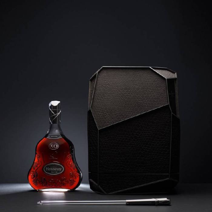 Arik Levy, Hennessy, Packaging