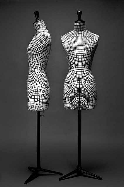Emmanuel Bossuet, Mannequins, Stockman, custom busts