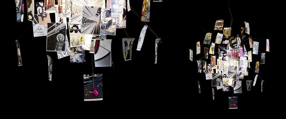 Ingo Maurer, Conceptual Lighting, Custom Lights