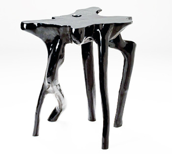 Chista, black wooden table, Furniture, Wooden Furniture,